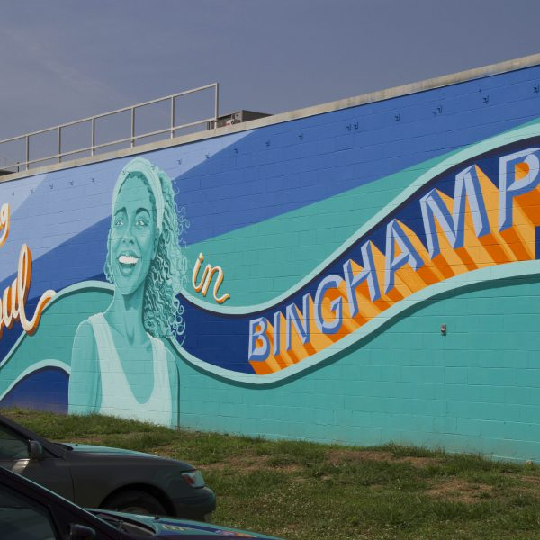 Christ Community Health Services Mural