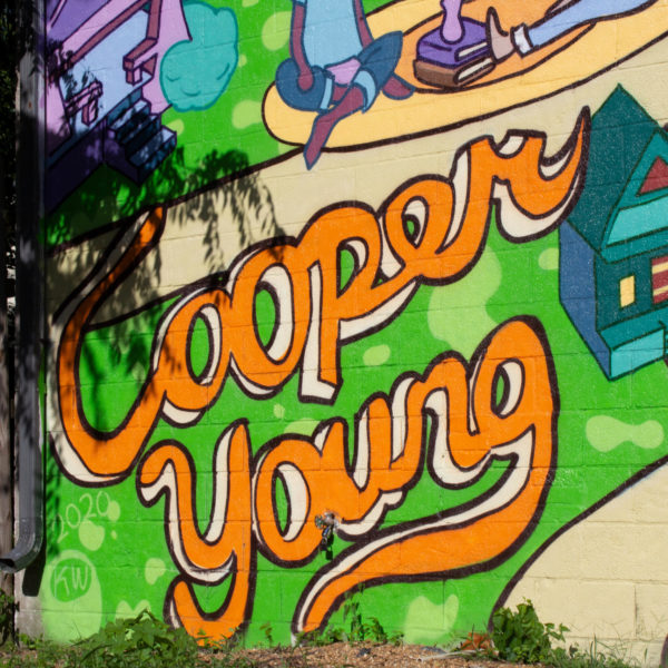 Cooper Young Mural